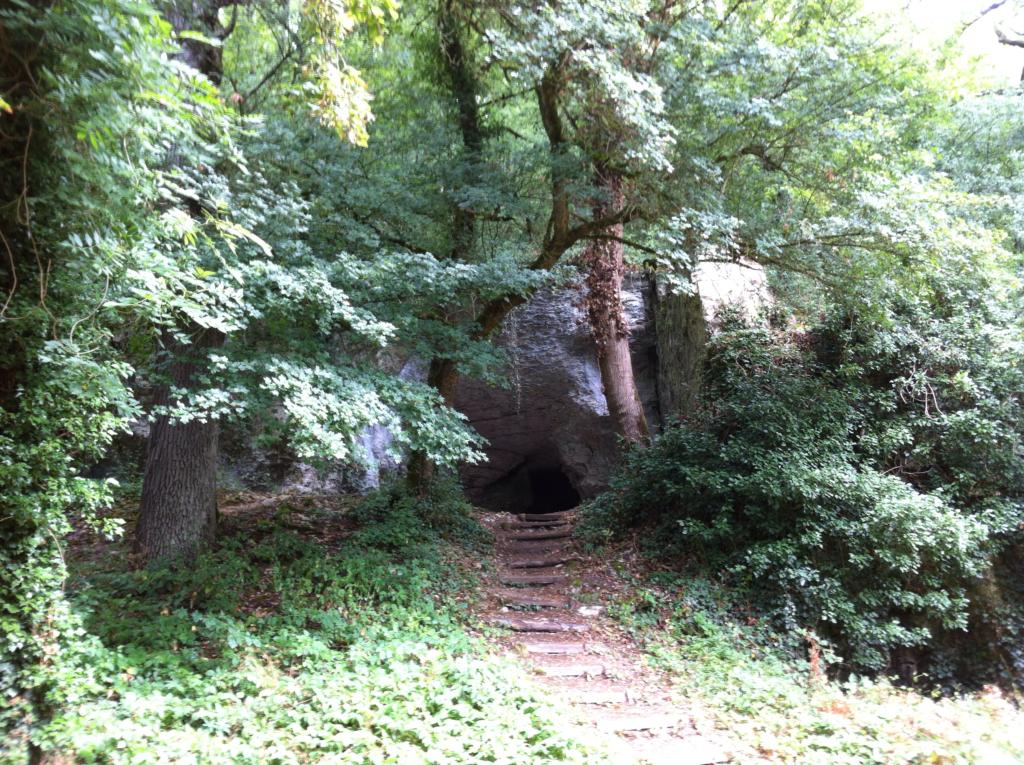 Les grottes d'Arcy, l'Yonne Souterraine