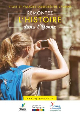 À la découverte des villes et villages de charme de l'Yonne